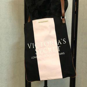 VICTORIA'S SECRET BAG WITH ADJUSTABLE STRAP